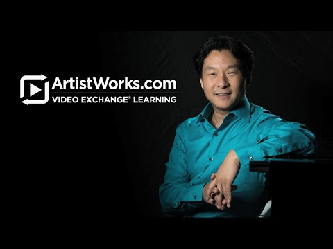 """ArtistWorks Practice Tip: """"20 Minute Piano Workout"""""""