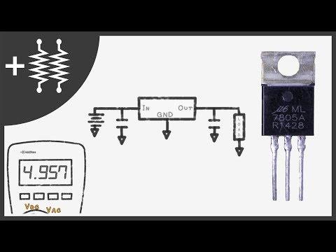 Linear Regulators (LM7805) | AO #17