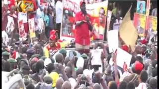 UhuRuto campaign in Kiambu to solidify their support base ahead of the election