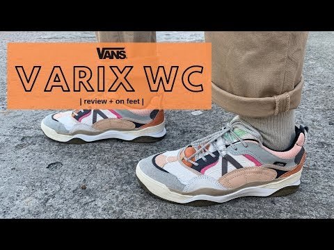 This is NOT another checkered VANS | Varix WC review and on