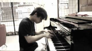 Dashboard Confessional - Stolen (piano cover by J-Me)