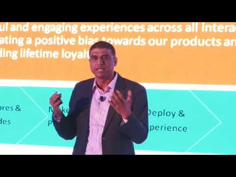 INDUS Conclave North 2016-Digital Transformation at Asian Paints - Harish Lade, GM -Systems