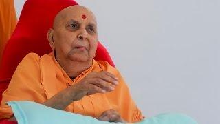 Guruhari Darshan 2 May 2015 - Pramukh Swami Maharaj's Vicharan