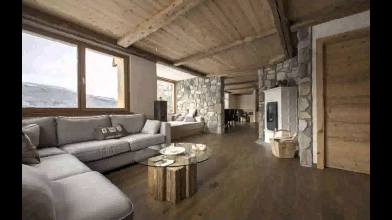 Arredamento casa di montagna foto youtube for Interni di design