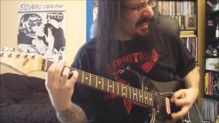 Sepultura - from the past comes the storms - guitar cover - full HD
