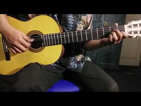 Ayam Den Lapeh - Ibu Nurseha (Lagu Daerah) (Fingerstyle Cover)