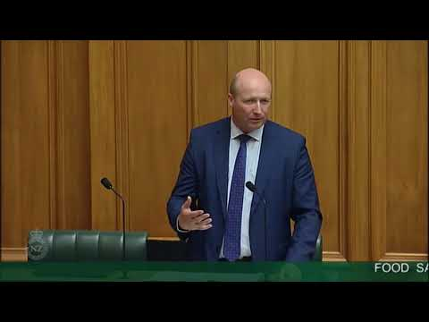 Food Safety Law Reform Bill - Committee Stage - taken as one debate - Video 12