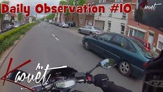 Daily Observation #10 ✌ Biker Spirit ✌ MT-07 ✌ Kaouet