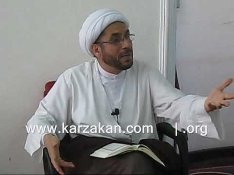 حديث الجمعة بجامع كرزكان للشيخ شاكر الفردان-ب 26-12-2008
