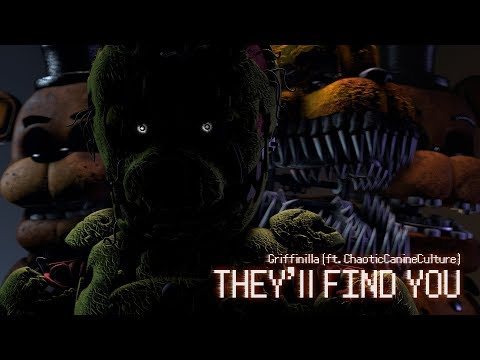 Griffinilla - They'll find you [FNAF SFM]