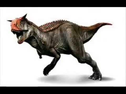 Les diff rentes esp ces de dinosaure youtube - Liste dinosaures ...
