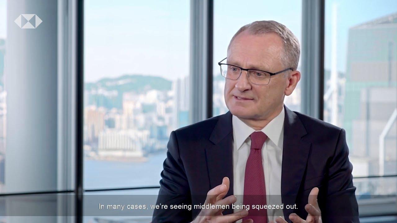 HSBC Navigator 2020 Resilience Report: Digitisation