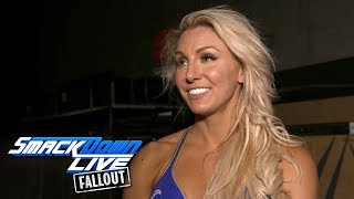 Is Charlotte ready for Natalya at WWE Hell in a Cell?: SmackDown LIVE Fallout, Sept. 19, 2017 thumbnail