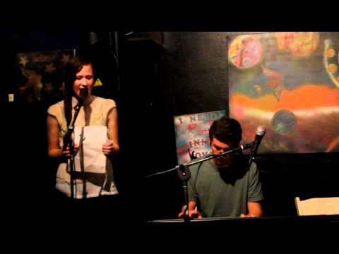 Lauren Arnold and Matt Kelley - I Can't Make You Love Me