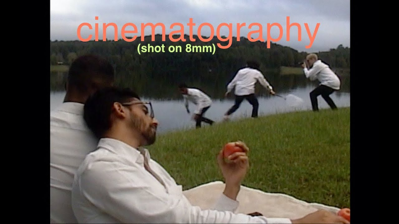 cinematography on 8mm