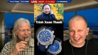 Vietnamec Trinh Xuan Thanh a tajomstvo únosu odhalené! Smeráci sa cítili ako hovná. Takže tak!