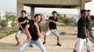 Junglee Sher - Divine | Abhishek Choudhary | Dance Choreography