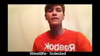 Westlife- Soledad Cover