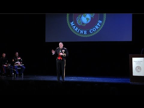 2017 – 242nd Birthday of the US Marine Corps - General Robert Neller, USMC - Extended Version