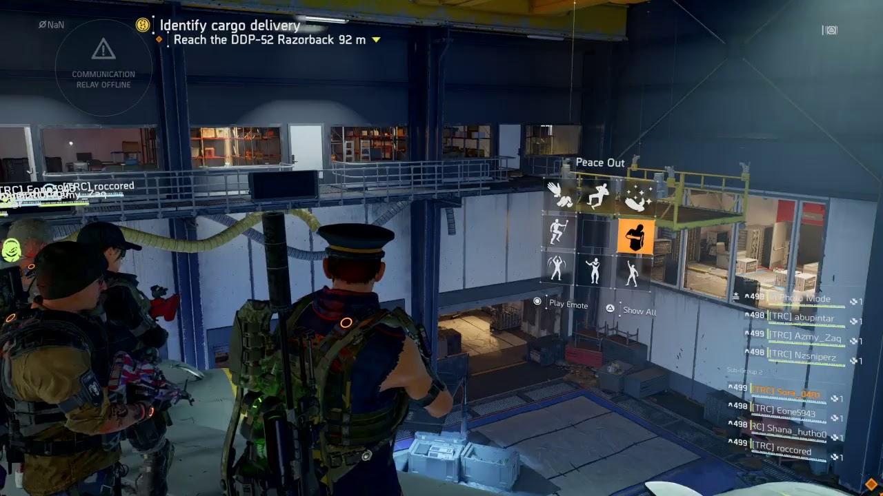 The Division 2 - raid #7 [PS4]