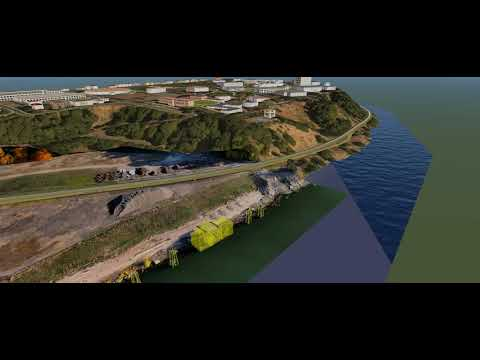 3D Digitization of Offshore Objects from Photo-Derived Point Cloud
