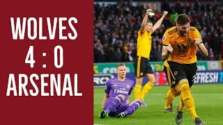 Wolves vs Arsenal, Player Ratings, Match Stats, English Premier League Highlights