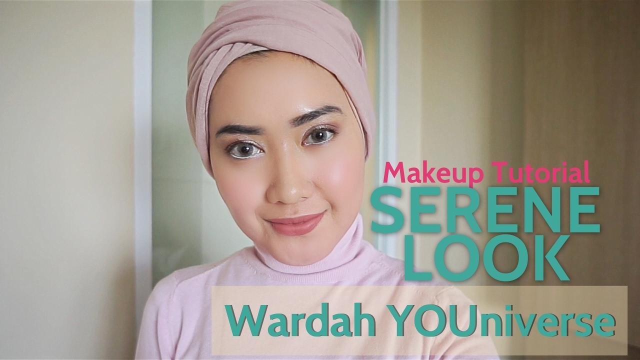 Tutorial Makeup Eyeshadow Wardah   Rademakeup