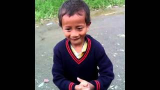 Funny boy Khasi