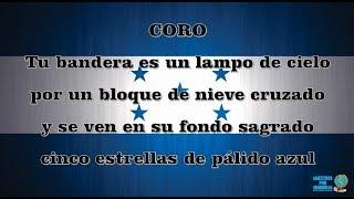 Letra del Himno Nacional de Honduras-COMPLETO