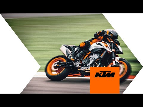 A Closer Look At The KTM 890 DUKE R | KTM
