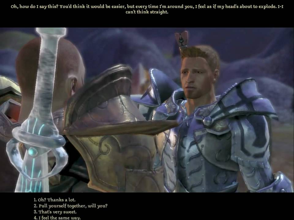 from Tucker alistair dragon age gay