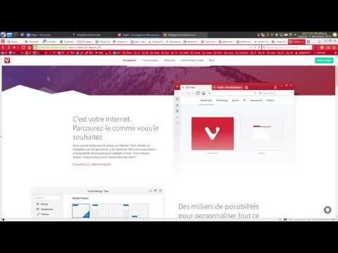 Vivaldi : mon remplaçant de Firefox !