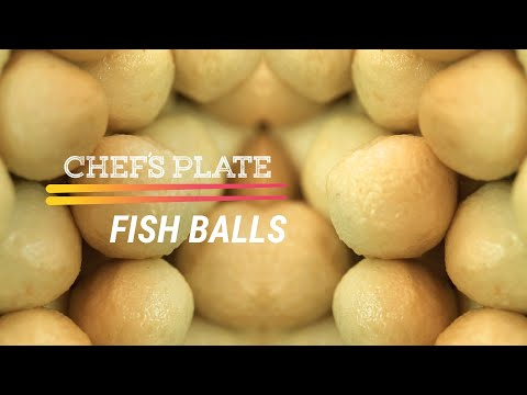 Rare Handmade Fish Balls In Hong Kong (Chef's Plate Ep. 10)