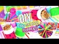 DIY SCHOOL SUPPLIES! DIY BACK TO SCHOOL SUPPLIES!