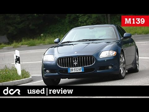 Maserati quattroporte problems