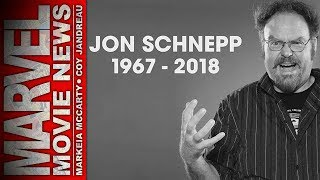 Remembering Jon Schnepp & SDCC Marvel Movie and TV News   Marvel Movie News Ep 189