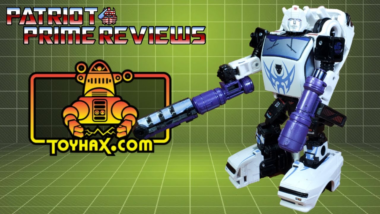 Patriot Prime Reviews Toyhax Decal Set for Generations Selects Bug Bite