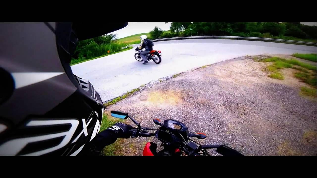 MotoVlog #32 - 125cc Honda Grom & 250cc Suzuki tu250x by MikeyDowdify