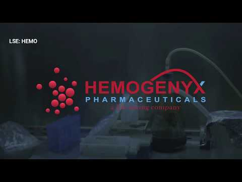Hemogenyx. LSE: HEMO