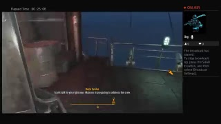 On Live on fallout 4!