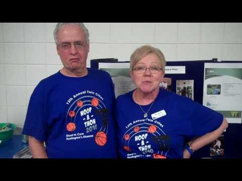 Huntington's Disease Hoopathon in Minnesota 2010