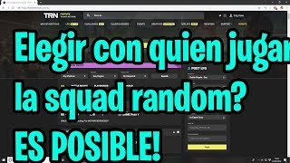 How to find people to play with in fortnite squad random that are NOT BRAZILIAN