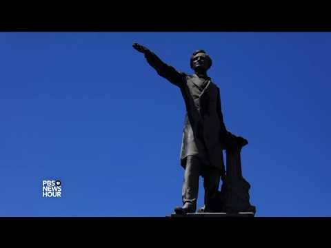 The shifting history of Confederate monuments