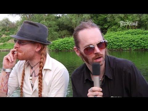 Sólstafir - Interview at Rock Hard Festival 2014