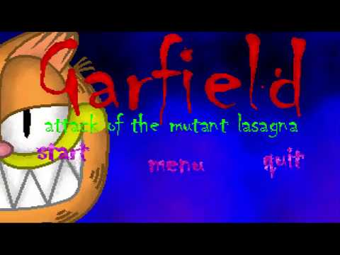 Garfield: Attack of the Mutant Lasagna OST - Yuck TV + MP3