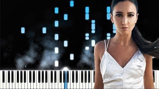 Ольга Бузова - Вот Она Я | Как играть на пианино | Piano Cover видео