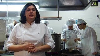 AS Celia Jiménez, the first Spanish woman who has obtained a Michelin star for Andalusian cuisine