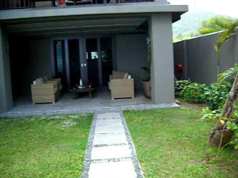 (1/4)Te Vakaroa villas in Rarotonga, Cook Islands