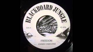 Johnny Osbourne - Freedom 7""