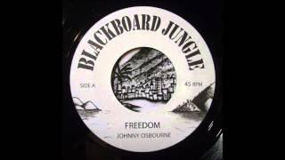 "Johnny Osbourne - Freedom 7"""